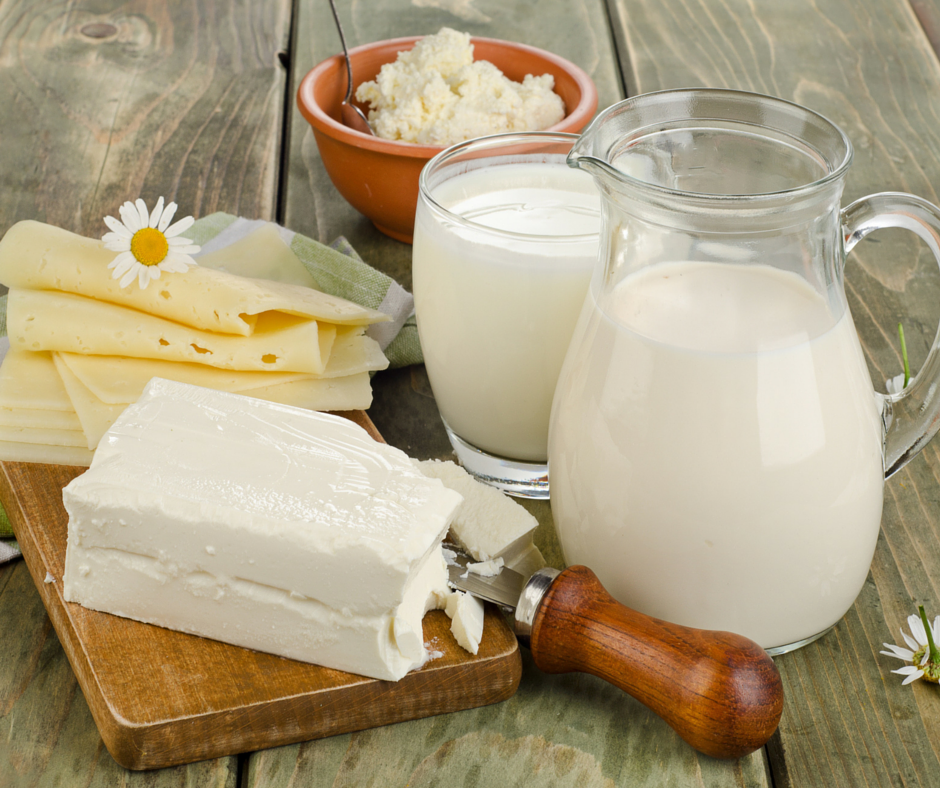 Is dairy preventing your weight loss?